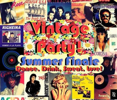 Copia di vintage party