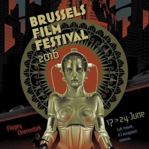 Flagey film festival